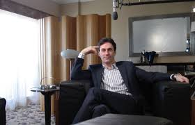 production design for jon hamm interview about mad men katherine leave