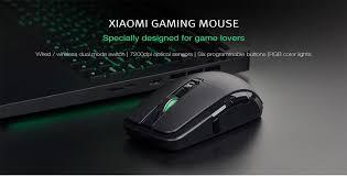 Компьютерная мыша <b>Xiaomi</b> Wired / Wireless <b>Gaming Mouse</b> ...