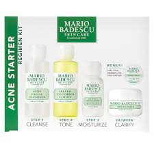 Buy <b>Mario Badescu Acne</b> Starter Kit   Sephora Philippines