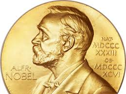 Image result for The Nobel Peace Prize LOGO