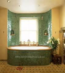 ideas moroccan bathroom pinterest style moroccan inspired bathroom with recessed bath and large window