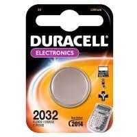 <b>Батарейка литиевая Duracell</b> CR2032 BL-1 1 шт, цена - купить в ...