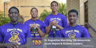 presenting your    marching drum majors   this is the    presenting your    marching drum majors   this is the home of staugathletics org