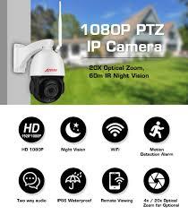 Hot Price #b100 - <b>ANRAN 1080P</b> PTZ <b>IP</b> Camera Outdoor ...