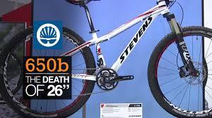 "650b <b>Mountain Bikes</b> and the <b>Death</b> of 26"" - YouTube"