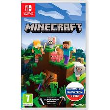 Купить Игра <b>Nintendo Switch Minecraft</b> в каталоге интернет ...