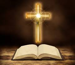 Image result for cross and bible images