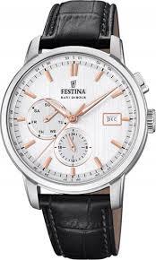 <b>Мужские часы Festina F20280</b>/1 (Испания, кварцевый механизм ...