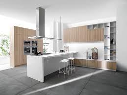 contemporary kitchen flooring  contemporary kitchen vertical wood grain kitchen cabinetry light wood