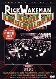 <b>Rick Wakeman</b>: <b>Journey</b> To The Centre Of The Earth DVD 2003 ...