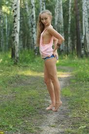 Silver Jewels Alice Denim Shorts 9 x Teenmodels Free Hot Nude