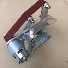 <b>Small mini</b> polishing <b>machine</b>, micro <b>belt machine</b>, electric knife ...