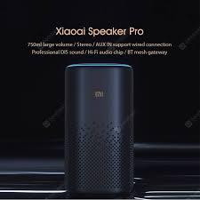 Original Xiaomi XiaoAi Pro <b>Speaker</b> APP Control AI Bluetooth HiFi ...