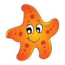 Resultado de imagen para <b>estrella</b> mar | <b>Cartoon</b> starfish, <b>Cartoon</b> ...