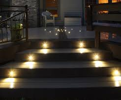 deck lighting dek dots on deck led recessed stair lights in stairs application lamps staircase