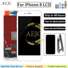 Для <b>Longteng для iPhone</b> 8 ЖК <b>дисплей</b> кодирующий ...