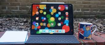 <b>iPad Pro 12.9</b> (2018) review | TechRadar
