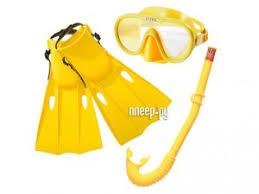 Купить Комплект для плавания <b>Intex</b> Master Class Swim Set 55655 ...