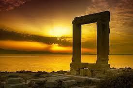 Αποτέλεσμα εικόνας για filoti naxos sunset