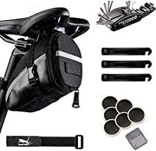 Cycling Saddle Bag - Amazon.co.uk