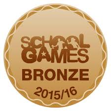 Image result for school games bronze award
