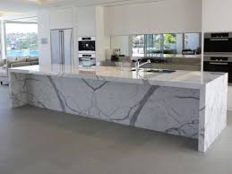 calacatta marble kitchen waterfall: view topic masterton homes the next thread  o home renovation amp building forum