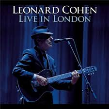 Image result for cohen live in london