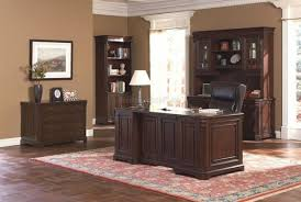 stylish and wonderful home office room decoration design with wooden furniture office decoration design home