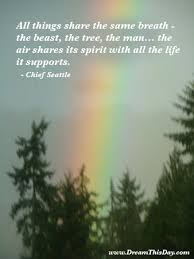 Chief Seattle Quotes - Inspirational Quotes by Chief Seattle