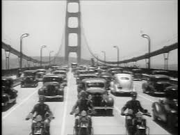 「1937 Golden Gate Bridge opened」の画像検索結果