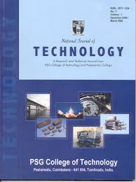 cover page jpg national journal of technology