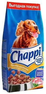 Купить <b>Сухой корм</b> для собак Chappi Мясное изобилие 15 кг по ...