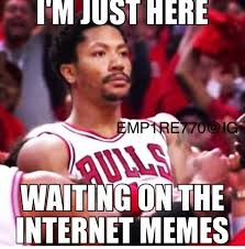 Derrick Rose's Face Memes - Doublie via Relatably.com