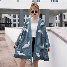 <b>NiceMix</b> Summer 2019 <b>Japanese</b> Style <b>Harajuku Kimono</b> Women ...