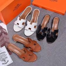 <b>Hot sale</b> Hermes casual fashion women <b>summer</b> slipper sandals ...