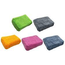 Cheng-store High Density Coral Fleece Car Wash ... - Amazon.com