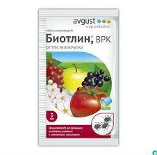 <b>Инсектицид Биотлин</b> флак. <b>9мл</b> - от тли на плодовых, ягодных ...