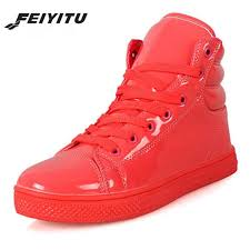 <b>FeiYiTu New</b> Arrival Couple Platform Shoes Lighted Candy Color ...