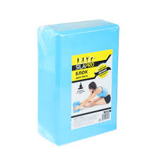 Каталог <b>Блок для йоги</b>, 23х15х8 см, SILAPRO от магазина ...