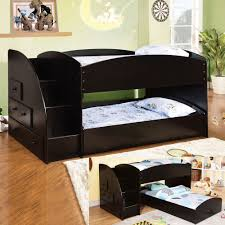 image of twin loft bed with stairs design amazing twin bunk bed