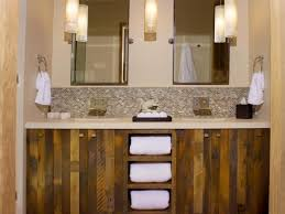 country themed reclaimed wood bathroom storage: country themed reclaimed wood bathroom storage