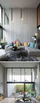 Modern Style Living Room 17 Best Ideas About Modern Living Rooms On Pinterest White Sofa