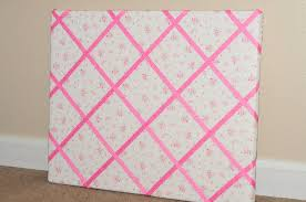 how to make a ribbon memo board sippy cup mom how to make a ribbon memo board