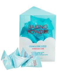 Скраб для очищения пор с содой <b>Baking</b> Powder Crunch Pore ...