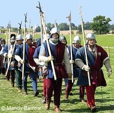 Tudor Soldiers
