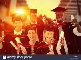 composite image of group of people graduating from college stock composite image of group of people graduating from college