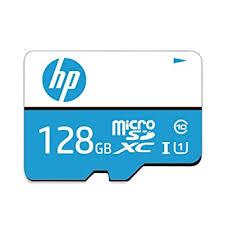 HP 128GB Class 10 <b>MicroSD</b> Memory Card (U1 <b>TF</b> Card 128GB ...