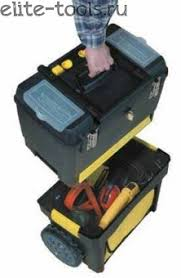 "STANLEY | Купить 1-93-<b>937</b> | <b>Ящик</b> с колесами ""Mobile Work ..."