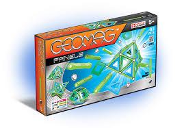 Магнитный <b>конструктор GEOMAG Panels</b> 462-<b>83</b> деталей