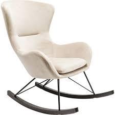 <b>Кресло</b>-качалка Oslo серого цвета — купить по цене 82960 руб в ...